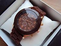 Часы Geneva шоколад