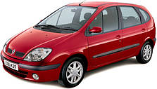 Чехлы на Renault Scenic I (2000-2002 гг.)