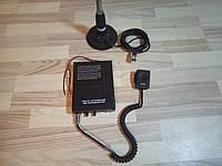 Автомобільна антена і рація