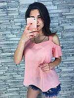 Женская стильная блуза (3 цвета), фото 1
