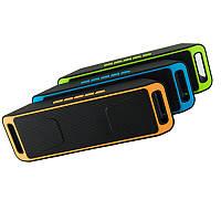 ХІТ 2017! Колонка Wireles Speaker Bluetooth v4.0 чорна з сірим