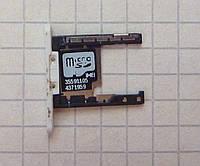 Держатель карты памяти Nokia 720 Lumia белый