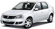 Чехлы на Renault Logan Sedan (2007-2013 гг.)