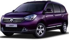 Чехлы на Renault Lodgy (с 2012 года до этого времени)