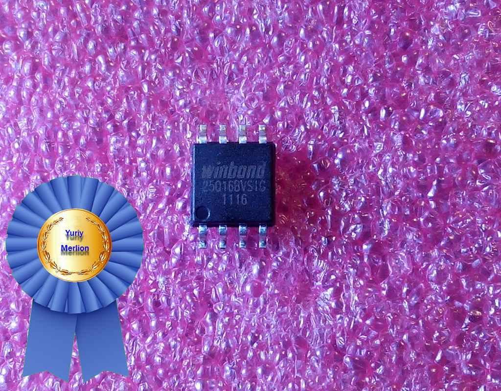Микросхема W25Q16BVSIG ( 25Q16BVSIG W25Q16BV)
