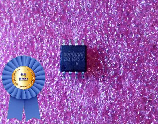 Микросхема W25Q16BVSIG ( 25Q16BVSIG W25Q16BV), фото 2