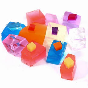 Орбиз orbeez кубики гиганты квадратный орбиз, фото 2