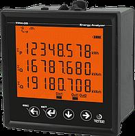 Анализатор сети, 55 гармоник по току и напряжению, 2 выхода, 1 вход, Modbus RTU RS-485, купить цена