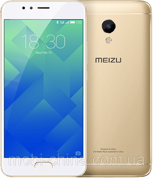 Смартфон MEIZU M5S Octa core 16GB Gold
