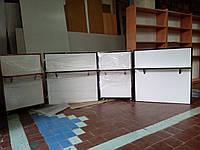 Прилавок касса торговый. Стол продавца, прикассовый прилавок, место кассира, фото 1