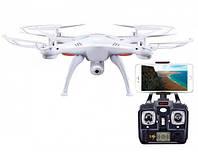 Квадрокоптер  Syma  с камерой WiFi X5SW