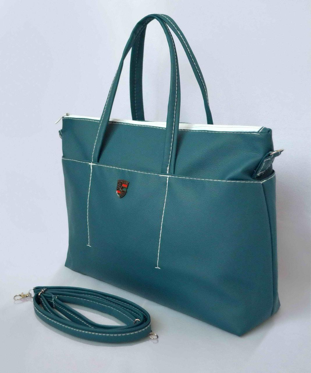 "Женская сумка ""Glory"" 03 - Sea Green"