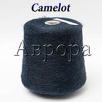 СAMELOT синий (67-суперкид, 30-РА, 3 -шерсть)