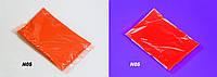 Краска Холи УФ Неон органическая Оранжевая, пакет 100 грамм
