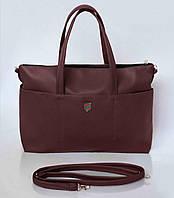 """Женская сумка """"Glory"""" 06 - Plummy Brown"""