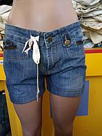 Шорты женские джинсовые JIICY
