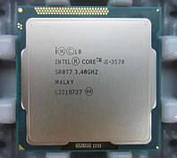 Б/У Процессор Intel Core i5-3570 3.4GHz/5GT/s/6MB (BX80637I53570) s1155 Tray
