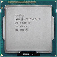 Б/У Процессор Intel Core i5-3470 3.2GHz/5GT/s/6MB (BX80637I53470) s1155 Tray