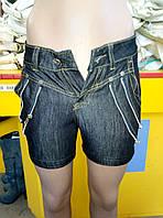 Шорты женские джинсовые B1