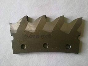 Сегмент для дисковой пилы Геллера 710 мм, Z=4 (Р6М5)