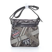 Женская сумочка через плечо Ronaerdo 704 coffee