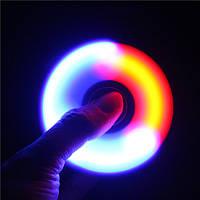 Светящийся спиннер, Светодиодный LED Spinner - игрушка антистресс, Hand spinner, Finger spinner, В наличии