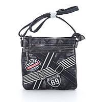 Женская сумочка через плечо Ronaerdo 704 black