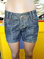 Шорты женские джинсовые CRON