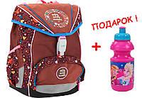 """Рюкзак школьный Ergo (коричневый) K17-704S-1, ТМ """"Kite"""""""