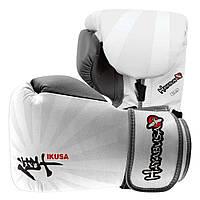 Боксерские перчатки HAYABUSA Ikusa 12 oz Boxing Gloves