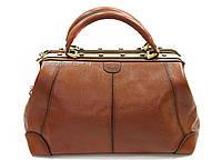 Женская сумка саквояж на молнии Франция Katana
