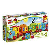 Конструктор Lego Duplo Лего Дупло Поезд Считай и играй 10847