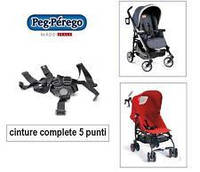 Коляска Pliko Mini Denim Peg Perego .Италия