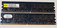 Б/У Память Elixir DDR3 1GB PC3-10600U (1333Mhz)