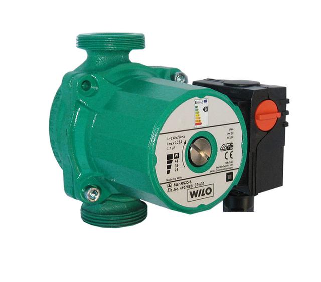 Циркуляционный насос для систем отопления Wilo STAR–RS 25/6–130