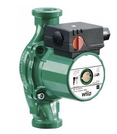 Циркуляционный насос для систем отопления Wilo STAR–RS 25/6–180