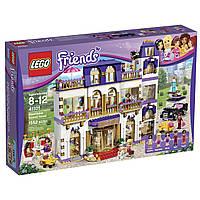 Конструктор Lego Friends Лего Френдс Гранд отель Хартлейк Сити 41101