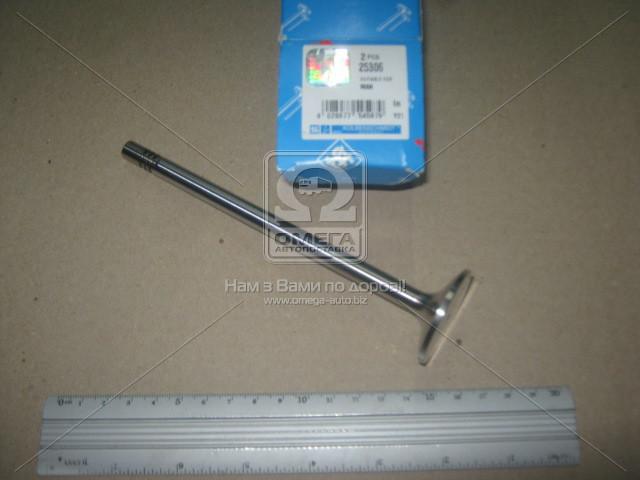 Клапан впускной автомобиля MAN D2066/D2676 9.0x40.0x160.4 три канавки под сухарь (пр-во kolbenschmidt)