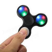 Светящийся спиннер, Светодиодный LED Spinner - игрушка антистресс, Hand spinner, Finger spinner