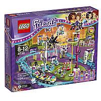 Конструктор Lego Friends Лего Френдс Парк развлечений: Американские Горки 41130