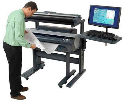 Широкоформатная печать, сканирование, печать А4 и сервисное обслуживание