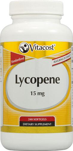 Ликопин Lycopene здоровье простаты, лучшая форма Lyc-O-Mato 15 мг 240 капс