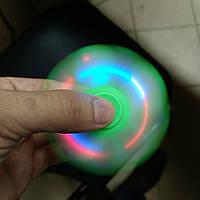 Светящийся спиннер - оригинальный подарок, Светодиодный LED Spinner - игрушка антистресс