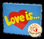 """Набір шоколадний XL """"Love is"""" 20 шт"""