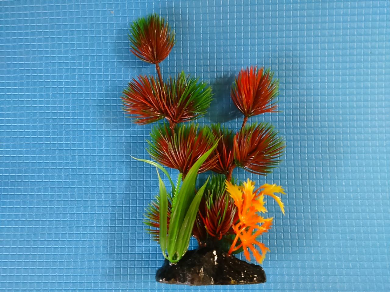 """Пластиковое растение серии """"Sunny"""" HP- 092A, 20см"""