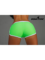 Шорты Bona Fide Shorts Acid Green & White
