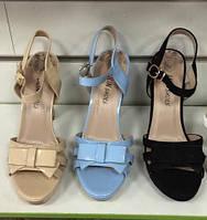 Босоножки женские стильные Shoes