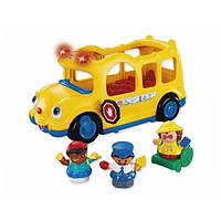 Fisher-Price Школьный автобус Little People Lil' Movers School Bus