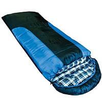 Спальный мешок Balaton индиго/черный R