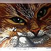 """Схема для повної зашиття бісером - """"Ніжність кішки"""" А3, фото 2"""